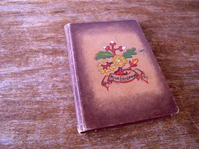 少女の日記帳