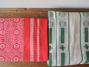 フィンランドの刺繍