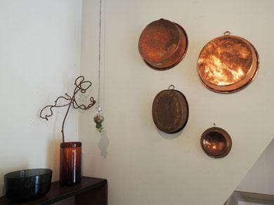 Copper bowl(L)-1