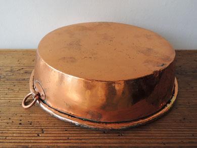 Copper bowl(L)-6