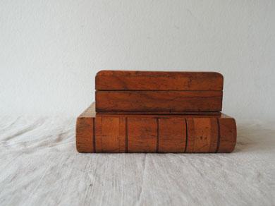 フィンランドの木箱