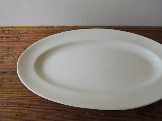 ARABIA-ovalplate(white)-1