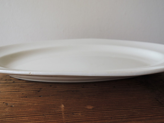 ARABIA-ovalplate(white)-2