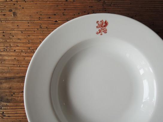 グリフォン皿-1