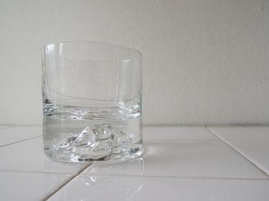 山 ロックグラス