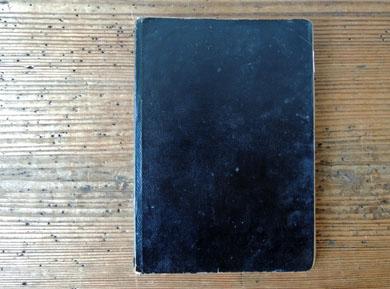 「織り図案」と「少女のノート」