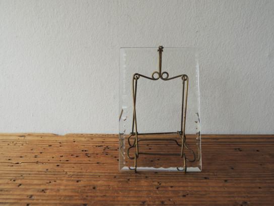 ガラスフォトフレームS-1