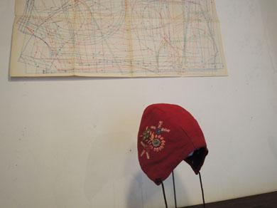 パターンと帽子-2