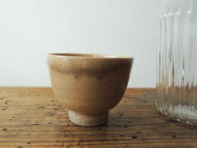 ガラス徳利と煎茶椀-4