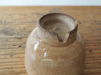ガラス徳利と煎茶椀-7
