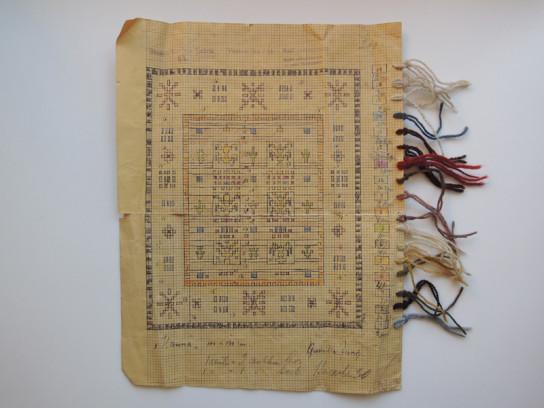 刺繍図案B-1