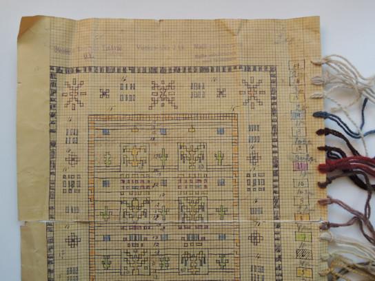 刺繍図案B-3