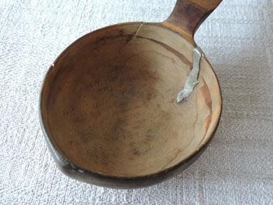 錫継ぎ木匙-5