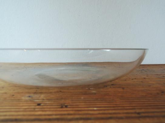 吹きガラスプレート-1
