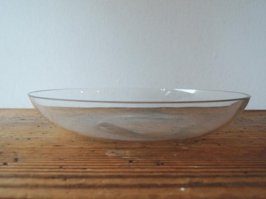 吹きガラスプレート-2