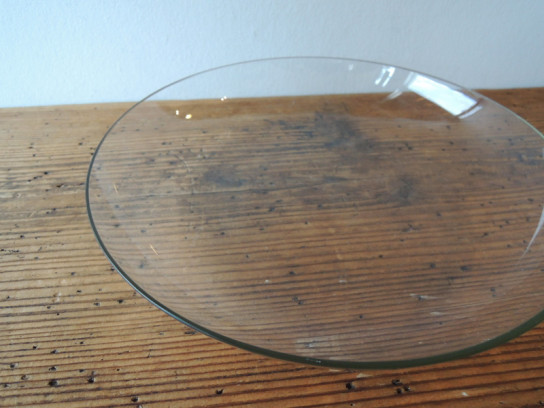 吹きガラスプレート-3