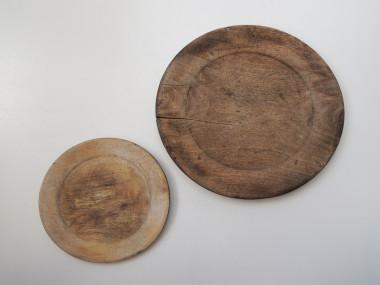 フィンランドの木皿