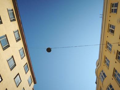 ヘルシンキ夏空