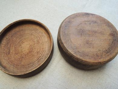木の蓋物-11