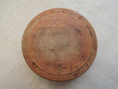 木の蓋物-4