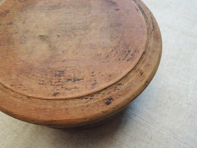 木の蓋物-5