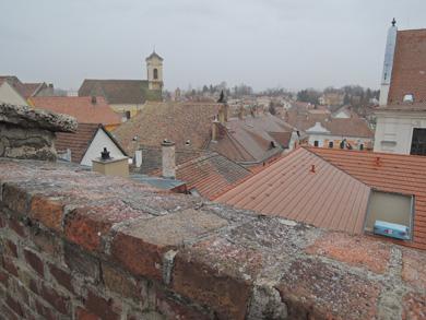 ハンガリー町並み