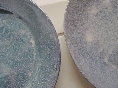 arabia水色ケーキ皿-3