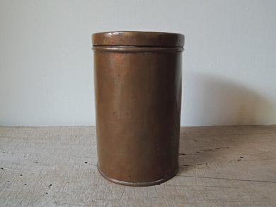 銅茶筒-1