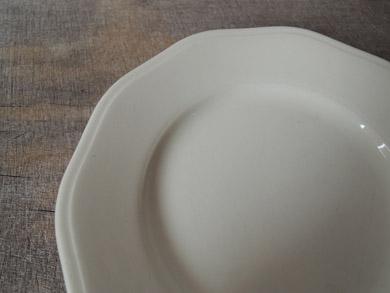 白磁パン皿-7